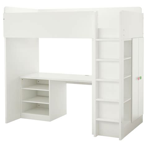 Ikea Bunk Bed Desk Bunk Beds For 8 To 12 Ikea
