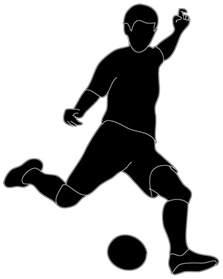 soccer ball halloween basket american football clipart 4 football player clipart image