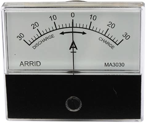 12 volt shop volt meters
