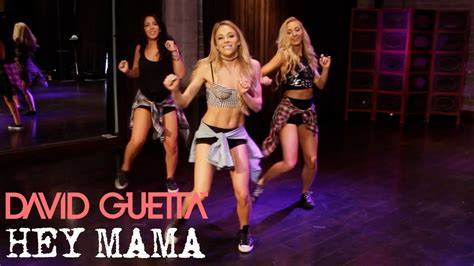 Tutorial Dance Hey Mama | david guetta hey mama ft nicki minaj afrojack dance