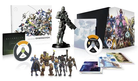 dissidia nt prima collector s edition guide books overwatch collector s edition pre orders begin