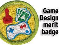 Game Design Merit Badge Phlet   game design merit badge boys life magazine