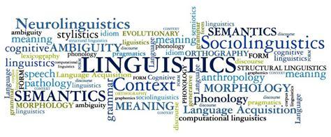 linguistics thesis thesis of linguistics