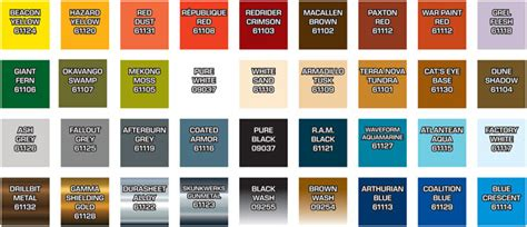 high quality paint color names 11 paint color name list laurensthoughts