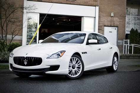 4 Door Maserati by Maserati 2014 Quattroporte S Q4 4 Door Awd Sedan