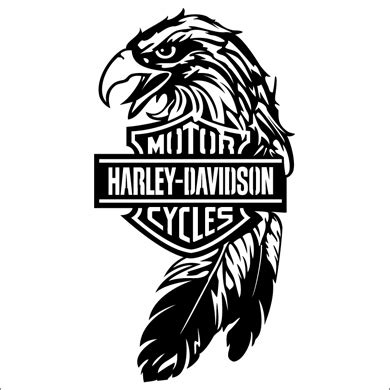 harley davidson logo outline cliparts.co