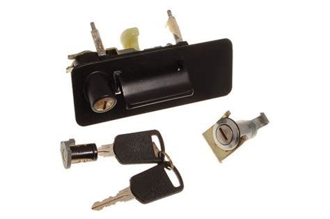 Central Lock Set lock set glovebox fuel flap tailgate with non