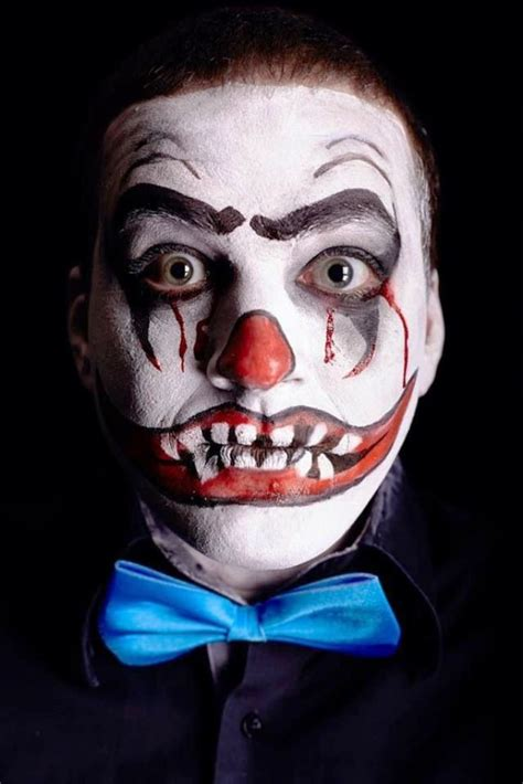 Best 10 Scary Clowns Ideas by Best 25 Clown Makeup Ideas For This Year Happy
