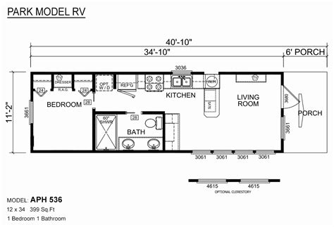 park model trailer floor plans 66 lovely image of park model floor plans house floor