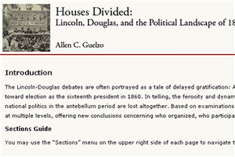 divided 187 post topic 187 teaching the lincoln douglas