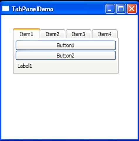 tutorial vb net wpf tabpanel with tabcontrol tabcontrol 171 windows