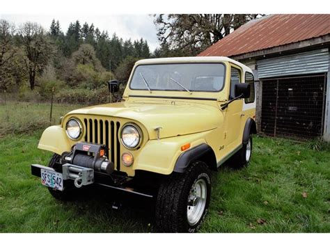 Classic Jeep Classifieds For Classic Jeep Cj7 24 Available