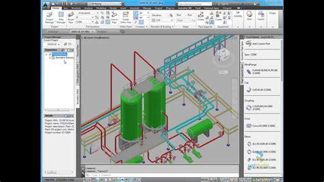 tutorial autocad plant 3d 2014 autocad plant 3d 2014 nastaven 237 hladin při generov 225 n 237 2d