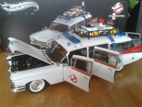 Promo Hotwheels Retro Ghostbuster Ecto 1 Car 58 best ghostbusters ecto 1 images on ghostbusters ghost busters and wheels