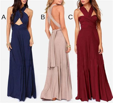 how to infinity dress bridesmaid dress infinity dress convertible dress