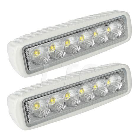 12 volt boat lights 2pcs spreader led deck marine lights for boat flood light