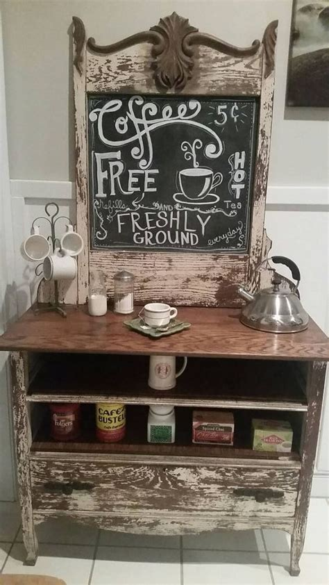 diy make at home dreadlock shoo bar 20 outstanding home coffee bars that will charm you