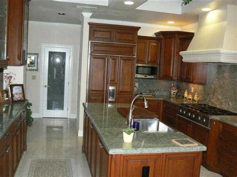 Green Granite Kitchen Countertops by Coil Mattress Air Count Waterbed Mattress Pad California King