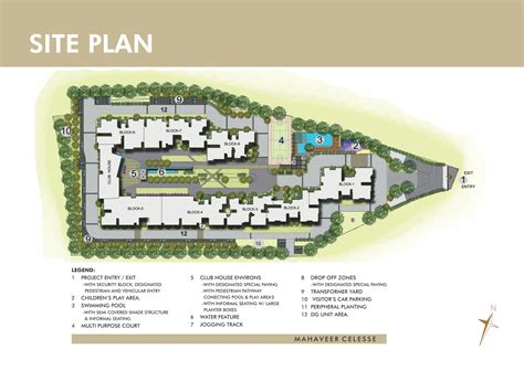 sle site plan 2 bhk flats for sale in hebbal north bangalore celesse