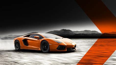 Lamborghini Orange Color Lamborghini Aventador Lp700 4 Orange Color Supercar