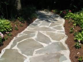 flagstone walkways and flagstone paths