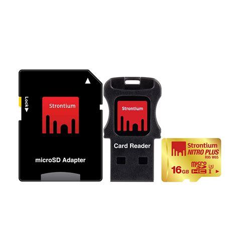 Strontium Nitro Micro Sd Hc 70mbs Class 10 32gb Otg Reader 32 Gb strontium nitro plus microsdhc card 3 in 1 16gb uhs 1 u3
