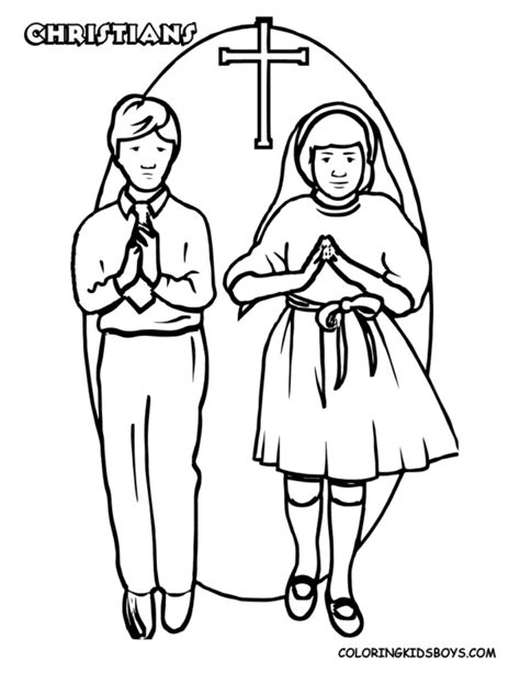 coloring page of boy and girl praying coloring pages seductive coloring pages for boys and