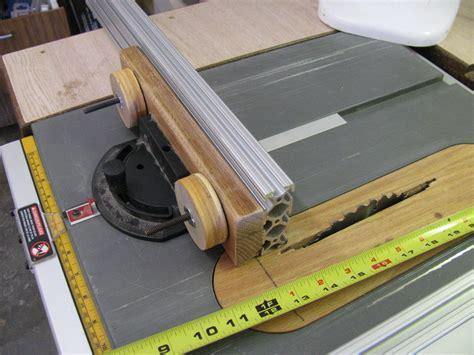 dewalt table saw fence diy table saw fence accessory for the dewalt dw745 by