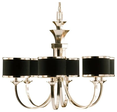 Modern Black Chandeliers uttermost tuxedo collection 31 quot wide large black