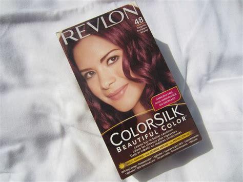 dye revlon fabulength extensions project burgundy hair revlon colorsilk in burgundy 48