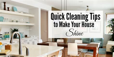 tips to clean your house keeping a clean house without stressing out family