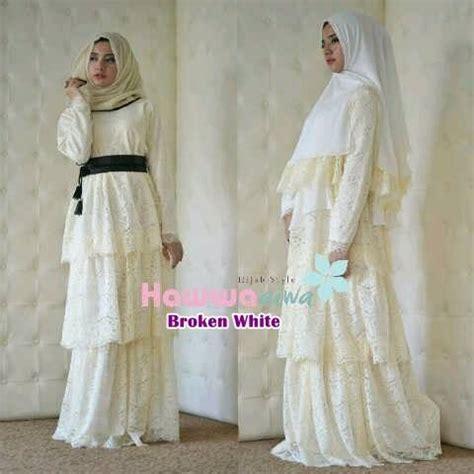 Saura Syari By Hawwa Aiwa baju muslim gaya arafah syari by hawwa aiwa