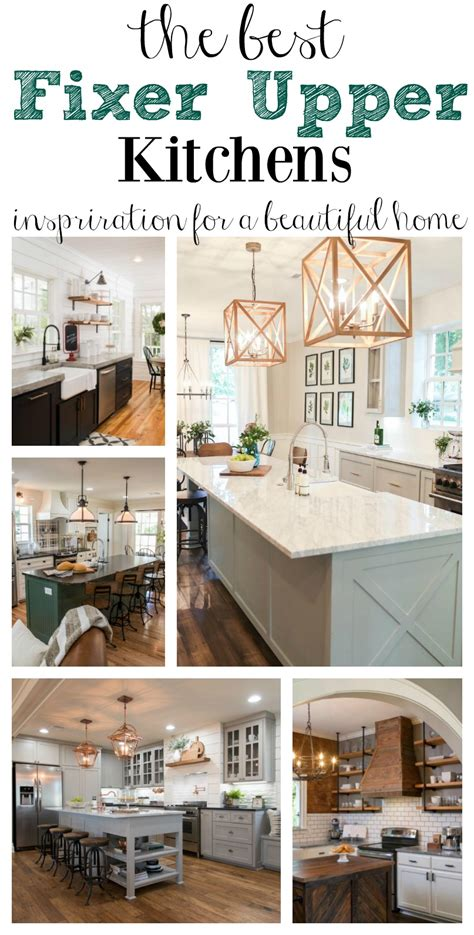 fixer upper book the best fixer upper kitchens
