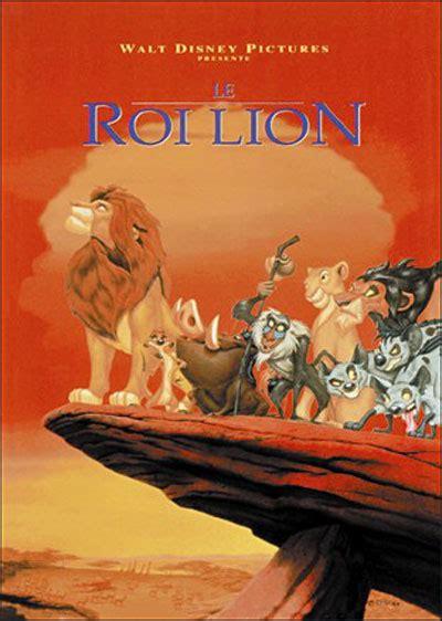 film roi lion gratuit affiches et pochettes le roi lion de roger allers rob minkoff