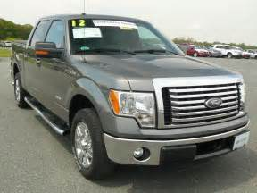 Used Ford F150 Trucks Used Truck For Sale Maryland 2012 Ford F150 V6 Ecoboost