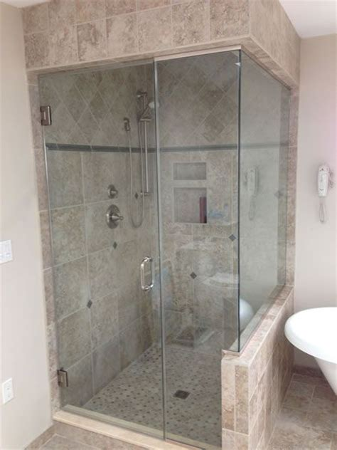 Shower Doors Maryland Maryland Shower Enclosures Frameless 90 Degree Steam
