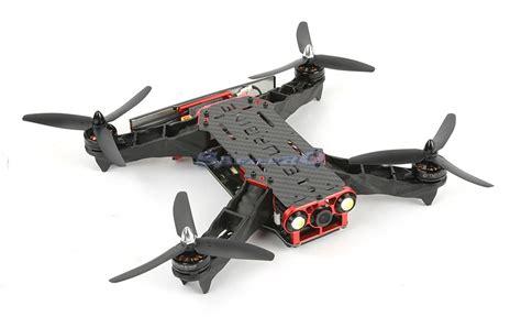 Drone Racer racing drone tb250 in kit di montaggio safalero hobbymedia