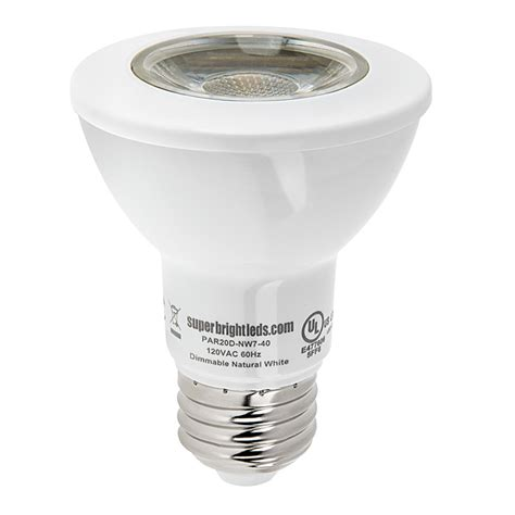 Dimmable Par20 Led Light Bulbs Par20 Led Bulb 65 Watt Equivalent Dimmable Led Spotlight Bulb 620 Lumens Led Flood Light