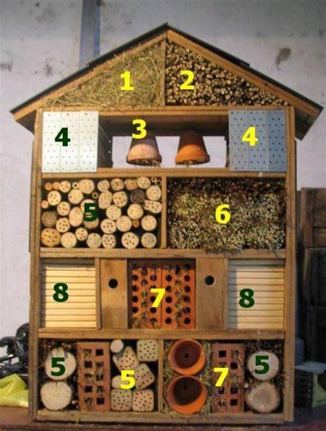 Wie Baut Ein Insektenhotel 3846 by Wie Ein Insektenhotel Baut Garten Makeover