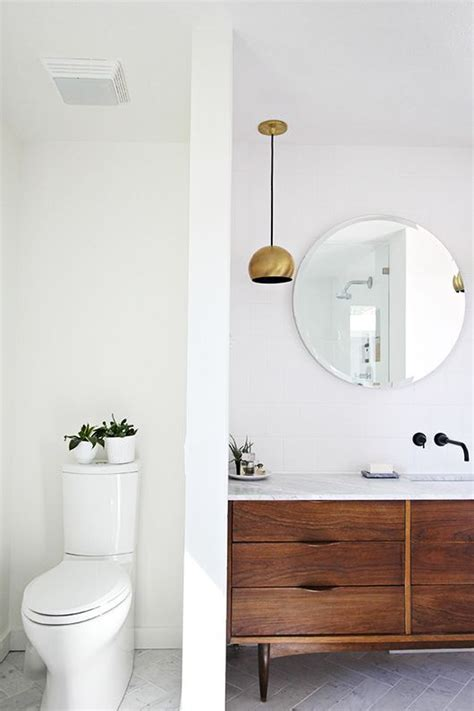Mid Century Modern Bathroom Vanity Ideas by 17 Best Ideas About Modern Bathroom Vanities On