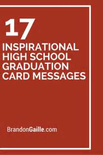 19 inspirational high school graduation card messages graduation card messages graduation