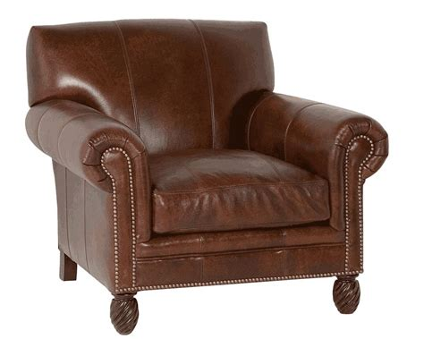 usa upholstery classic leather bonaire lounge chair 2206 bonaire chair