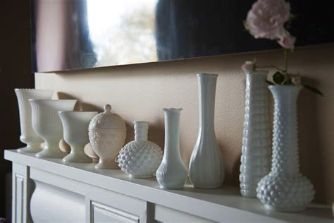 Vases For Fireplace Mantels by How To Decorate Your Mantel Tips Decor Recs