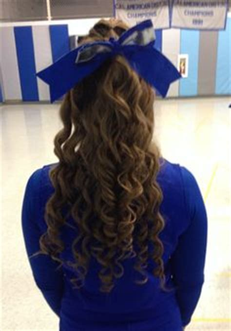 school cheer hairstyles i am a so i looking at different ideas