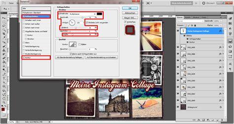 the tutorial blog instagram tutorial collage mit instagram effekt in photoshop gestalten