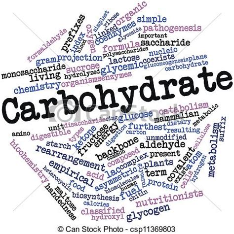 carbohydrates word search stock illustration of carbohydrate abstract word cloud