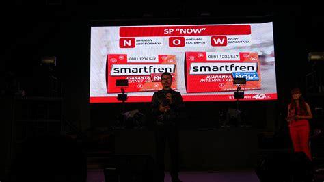 Harga Kartu Perdana Murah 2018 smartfren luncurkan kartu perdana now dengan harga murah