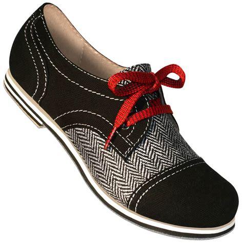 aris allen shoes aris allen s black canvas herringbone spectator