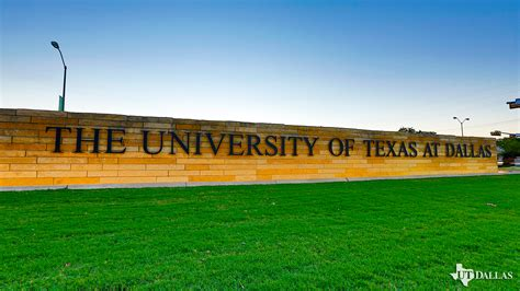 Professional Mba Utdallas by Ut Dallas Wallpapers The Of At Dallas