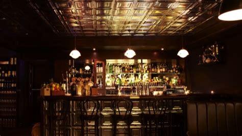 top cocktail bars london the nightjar shoreditch